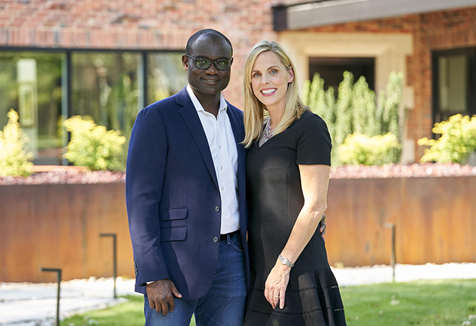 Giving Back is in Dr. Sarpong's DNA – A Veterinary Leader Amidst the Dallas Community